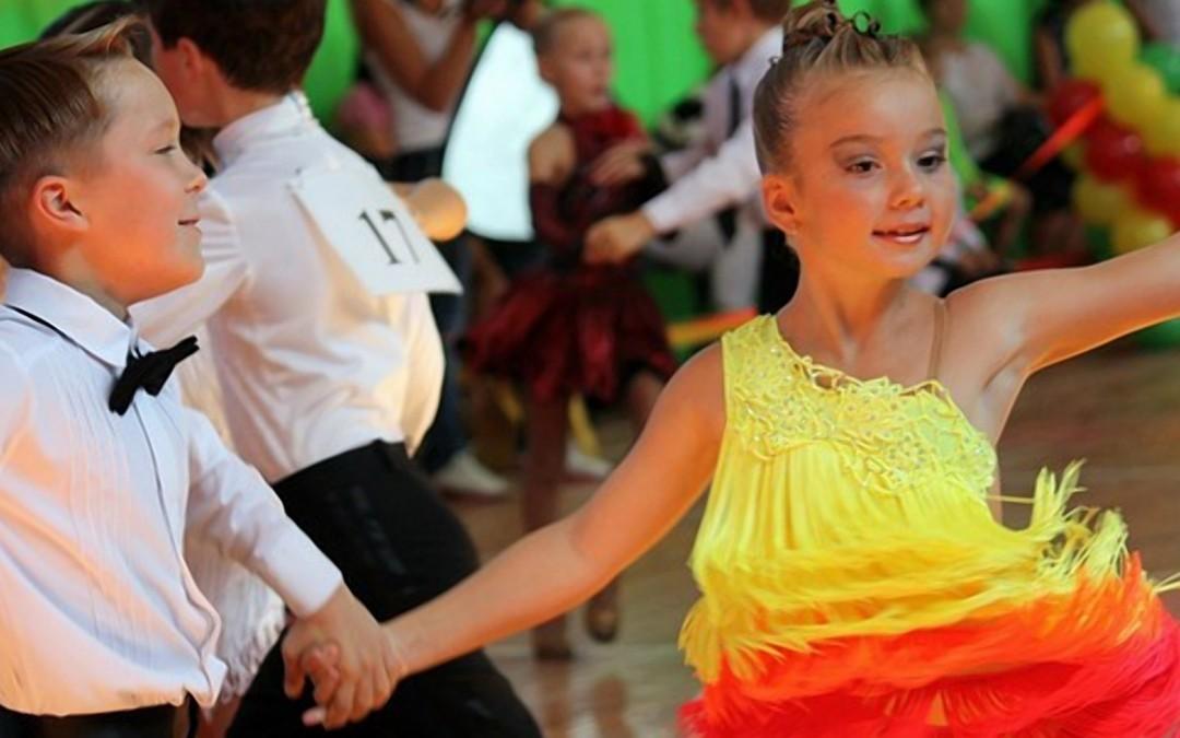 Dansul sportiv, un ajutor pentru cresterea increderii in sine a copilului