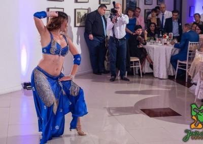 Dansatoare orientala