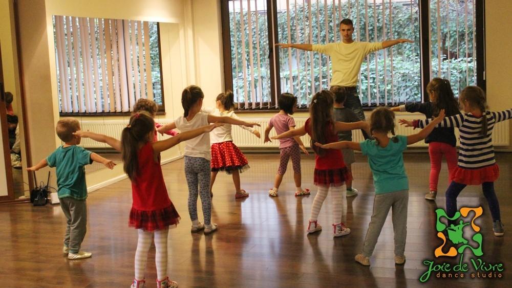 Cum alegem scoala de dans pentru copii?