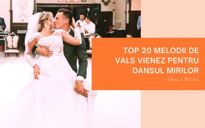 Valsul Mirilor – cele mai frumoase 20 de melodii de vals vienez