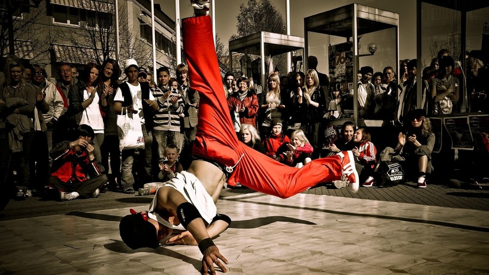 Street Dance: istorie si evolutie